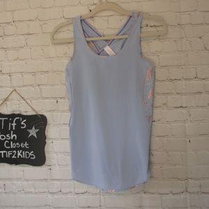lululemon athletica Shirts & Tops - Lululemon Iviva Girls Tank Sz 14 E69